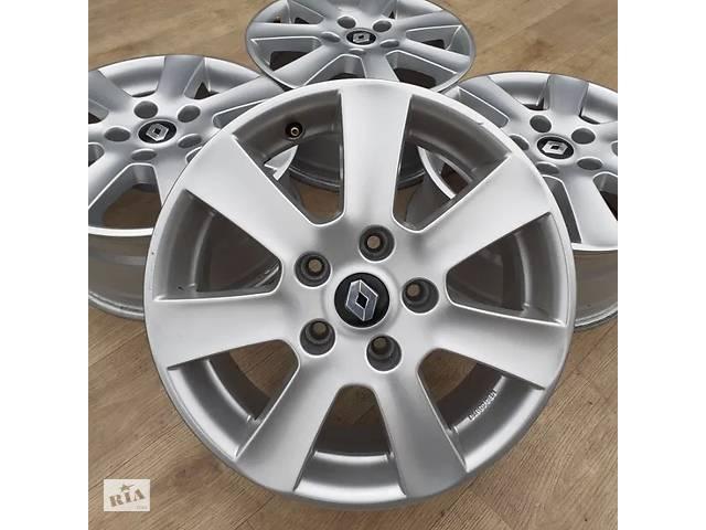 Диски Renault R16 5x114.3 Megan Duster Kadjar Fluence Scenic Toyota Camry Avensis Hyundai i30 i40 ix20 ix35 Nissan- объявление о продаже  в Львове