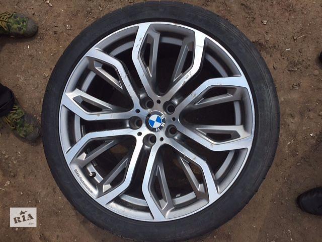 Диски колеса 21 R21 BMW X5, X6 E70 E71 F15 F16 styling стиль 375 285/35/21 325/30/21. 6796149, 6796151- объявление о продаже  в Луцке