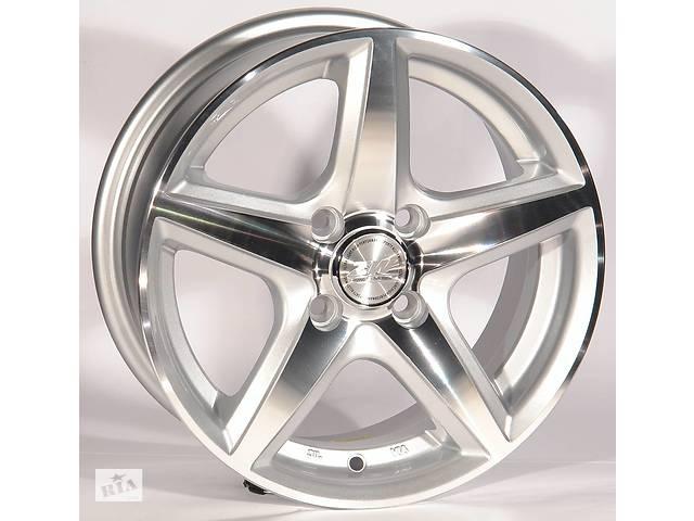 Диски литые R14( Титаны) на Chevrolet Aveo, Daewoo, Opel, Reno.- объявление о продаже  в Днепре (Днепропетровск)