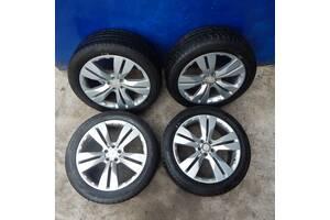 Диски литые титаны шины резина R20 265/45 Mercedes ML W164 GL X164