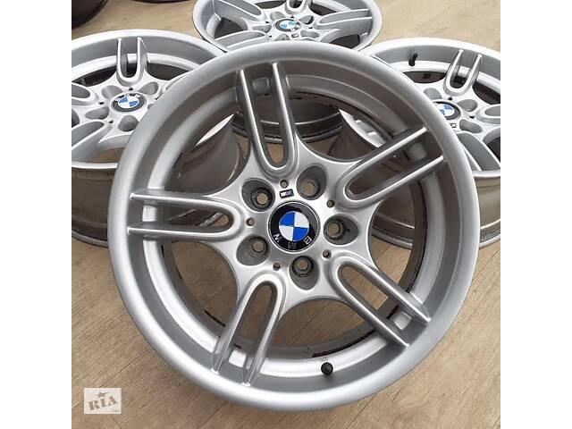 бу Диски M-paket BMW R17 5x120 8j ET20 5 7 БМВ Р17 E34 E39 E38 E60 F01 E6 в Львове