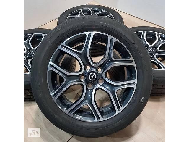 продам Диски Mazda R18 5х114 CX-30 6 CX-3 CX-5 Mitsubishi Toyota Honda Nissan бу в Львове