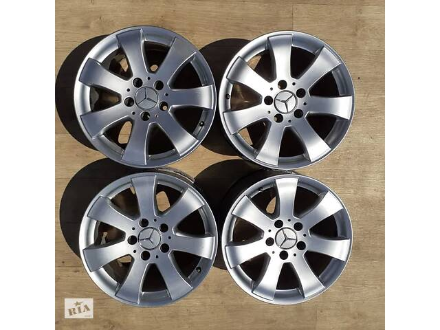 Диски Mercedes R16 5x112 W210 W211 W204 W212 W245 Vito VW Skoda Audi- объявление о продаже  в Львове