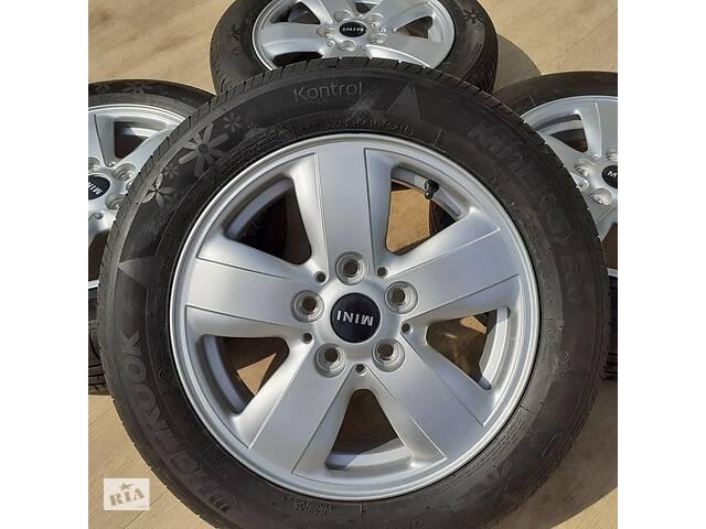 *Диски + Шини MINI original R15 5x112 5.5j et46 Hatch One Cooper Cooper S F55 F56 Mercedes W168 W638 Vaneo - объявление о продаже  в Львове