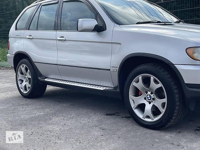 Диски Титани BMW X5 E53 Колеса 235/45 R19 63 стил БМВ Х5 Е53 разноширокие- объявление о продаже  в Ровно