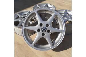 Диски VW R16 5x112 Passat B6 B7 Touran Scirocco Caddy Jetta Golf T4 Sharan Skoda Superb Octavia Yeti