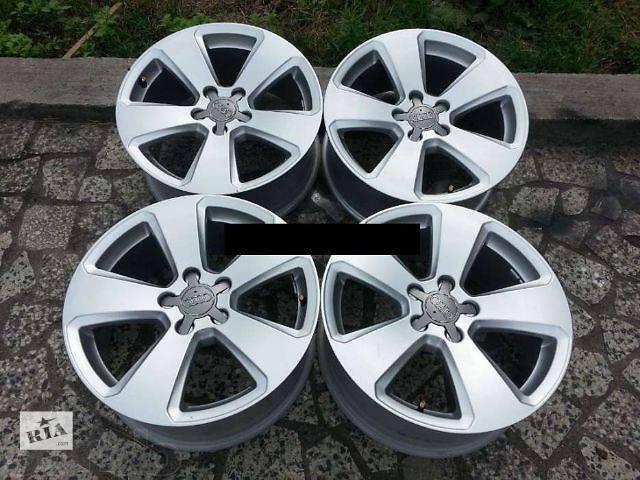 продам Диски Audi 17 7.5Jx17 ET43 5x112 A3, A6, Q3 бу в Ужгороде