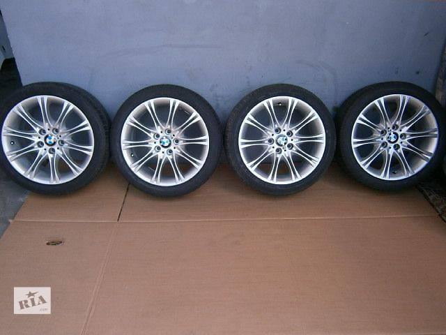 бу Диски колеса BMW 5 e60 e61 M M-Pover R18 135 стиль styling в Луцке