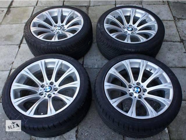 купить бу Диски колеса BMW 5 e60 e61 M M-Pover R19 166 стиль styling в Луцке