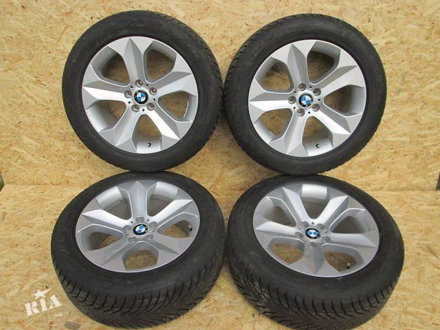 бу Диски колеса BMW X5 X6 E70 E71 F15 F16 19 R19 9j styling 232 стиль с резиной лето или зима 255/50/19 в Луцке