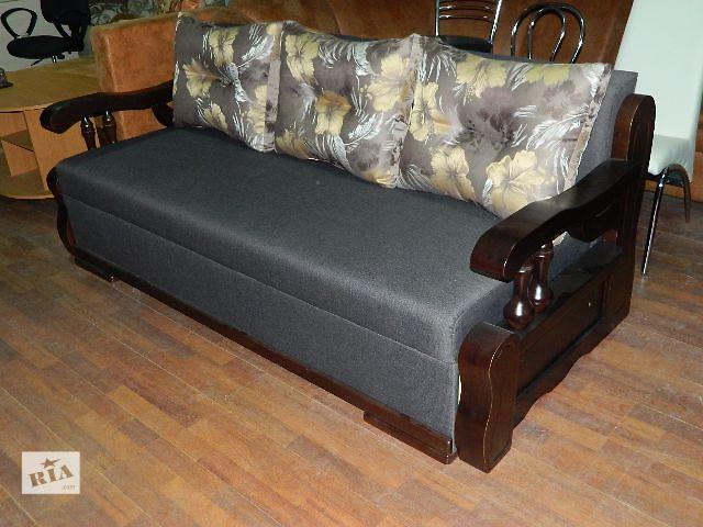 """продам Классический диван, обеспечивающий уют и комфорт.   Строгий, сдержанный и стильный диван """"Винсент"""" займет     до бу в Ровно"""