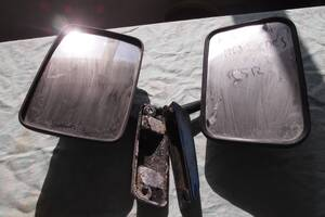 Зеркало боковое правое для Mercedes 207-410 1985-1996рв на мерседес 308 1994 цена 450гр за правое или левое зеркало
