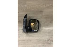 Зеркало правое механическое Фольксваген Кадди Volksvagen Caddy 2004-2010