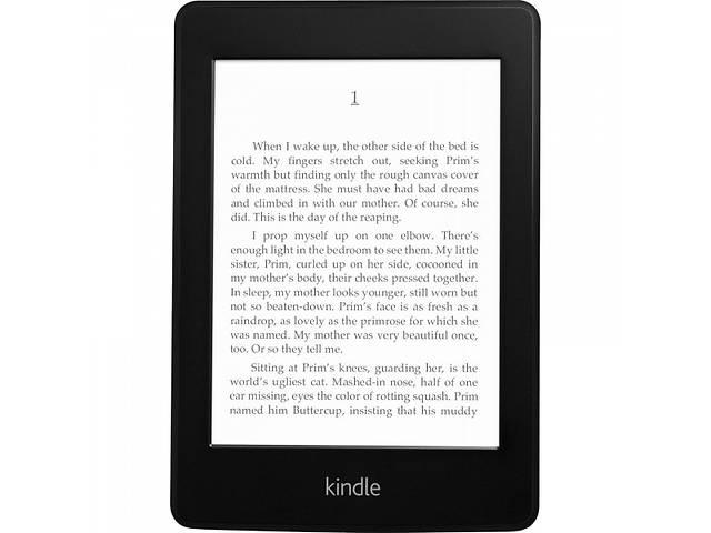 купить бу Электронная книга Amazon Kindle Paperwhite 3 Black в Харькове