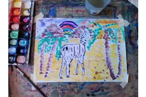 Уроки малювання