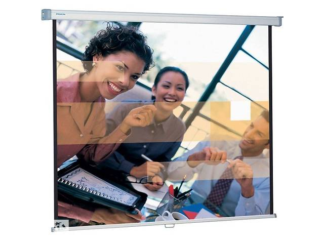 бу Экран Projecta SlimScreen 180x180см, MW (10200063) в Киеве