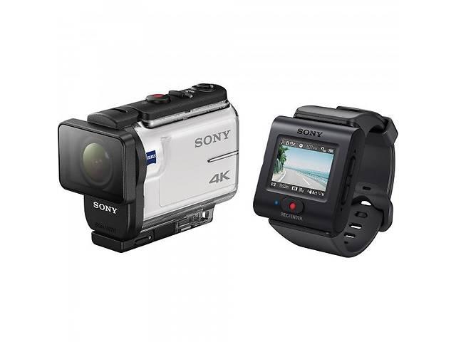 Экшн-камера SONY FDR-X3000 + пульт д/у RM-LVR3 (FDRX3000R.E35)- объявление о продаже  в Киеве