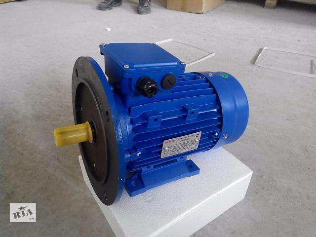 продам Электродвигатель АИР63А2 - 0,37кВт/3000 об/мин бу в Новой Каховке