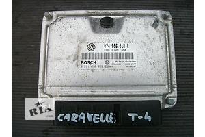 Блоки керування двигуном Volkswagen Caravella