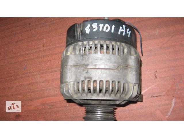 продам Электрооборудование двигателя Генератор/щетки Легковой Audi A4 1997 бу в Запорожье