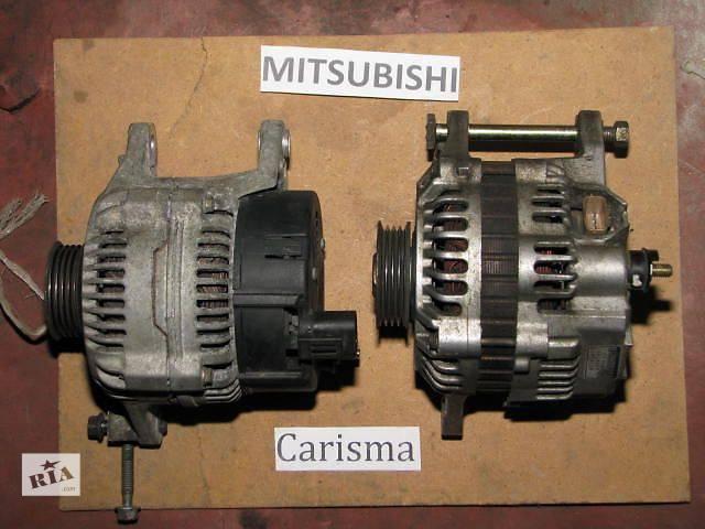 купить бу Электрооборудование двигателя Генератор/щетки Легковой Mitsubishi Carisma в Киеве