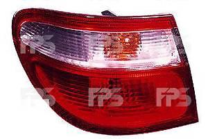 Нові ліхтарі задні Nissan Almera