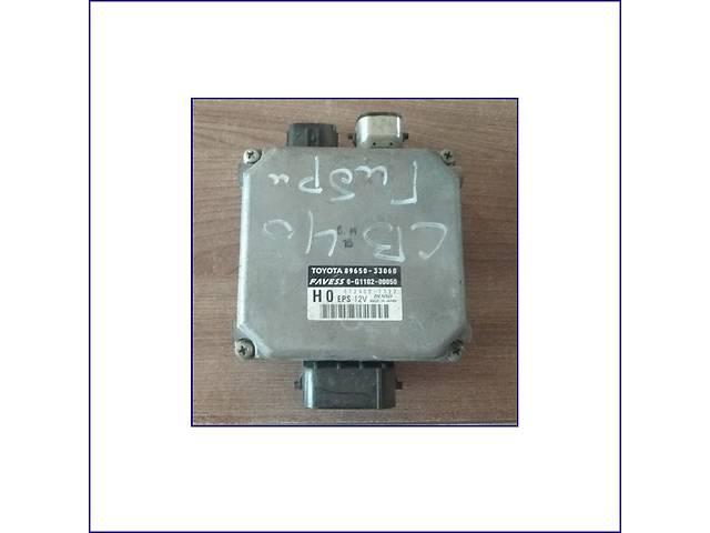 купить бу Електропідсилювач-руля-Toyota-Camry-XV40-89650-33060 в Одесі