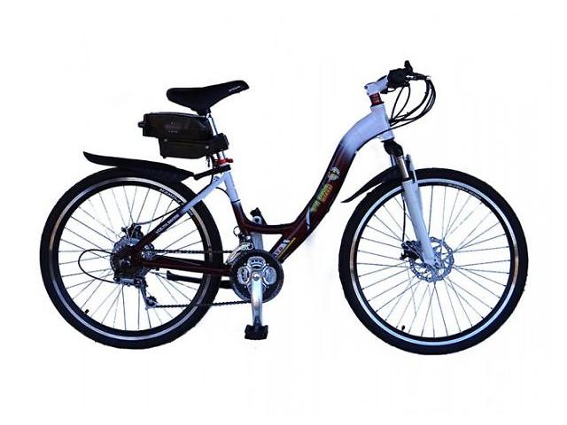 продам Электровелосипед Вольта Де люкс бу в Одессе