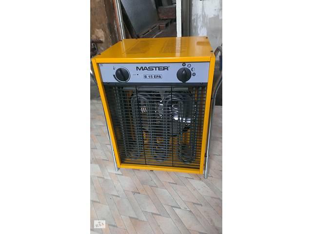 продам Электрический нагреватель MASTER B 15 EPA бу в Чернигове