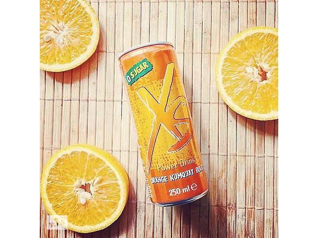 продам Энергетический напиток со вкусом апельсина и кумквата Orange Kumquat Blast XS Power Drink бу в Полтаве
