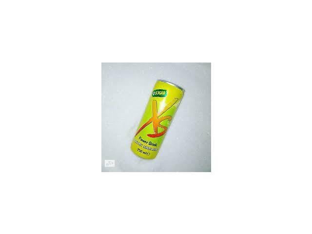 продам Энергетический напиток со вкусом лимона XS™ Power Drink бу в Полтаве