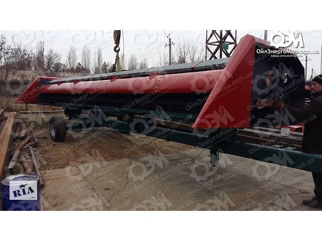 Жатки для уборки подсолнечника  7.4 метров- объявление о продаже  в Бердянске