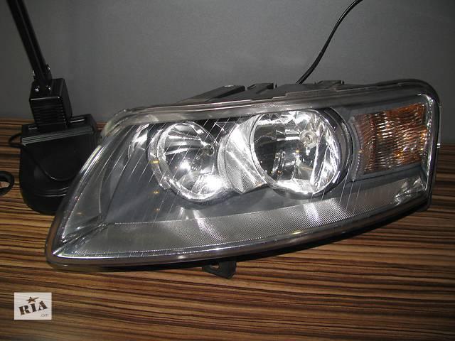 купить бу фара для Audi A6 2005-09 в Львове