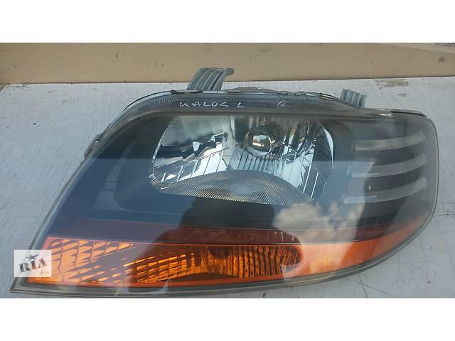 продам Фара левая для Chevrolet Aveo T200 2003-08 бу в Тернополе