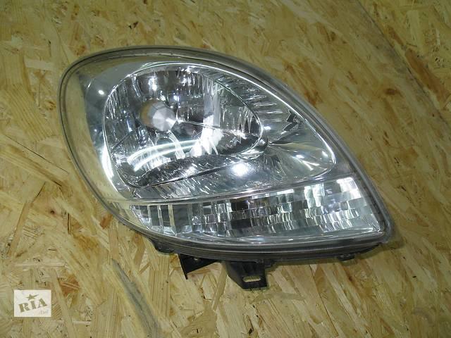 продам  Фара левая , Renault Kangoo I 03-08, nissan kubistar. 8200236591 бу в Львове