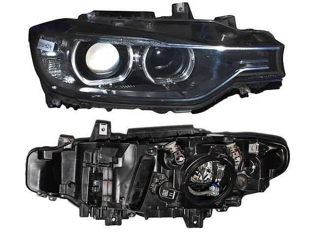 купить бу Фара прав линза ксенон светодиод -15 BMW 3 F30-31 12-   ОЕ:63117314532  63117314532 в Киеве