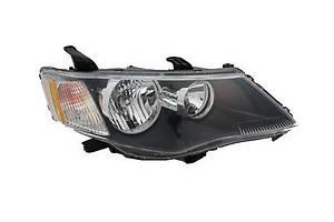 Нові фари Mitsubishi Outlander XL