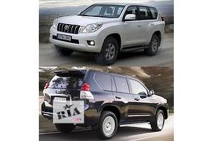 Новые Фары Toyota Land Cruiser
