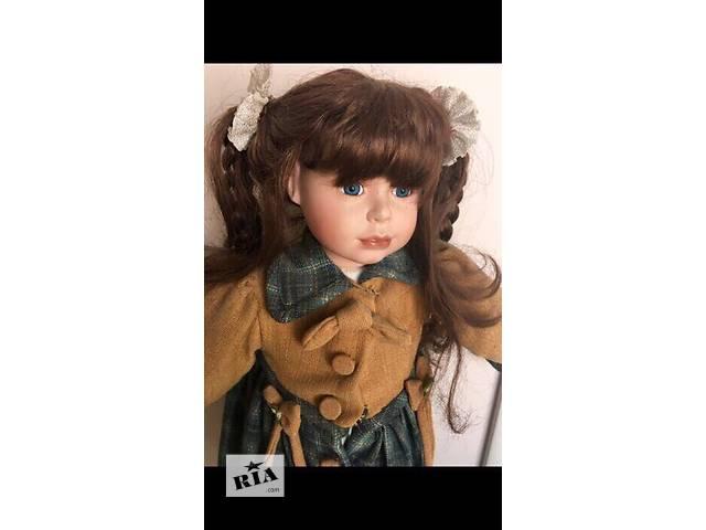 бу Фарфоровая кукла в Днепре (Днепропетровск)