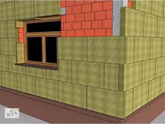 продам Фасадные материалы, Вата строительная новый бу в Львове