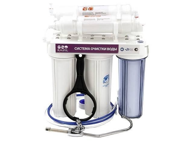 продам Фильтр для воды RAIFIL NOVO 5 (PU905W5-WF14-EZ) бу в Ивано-Франковске