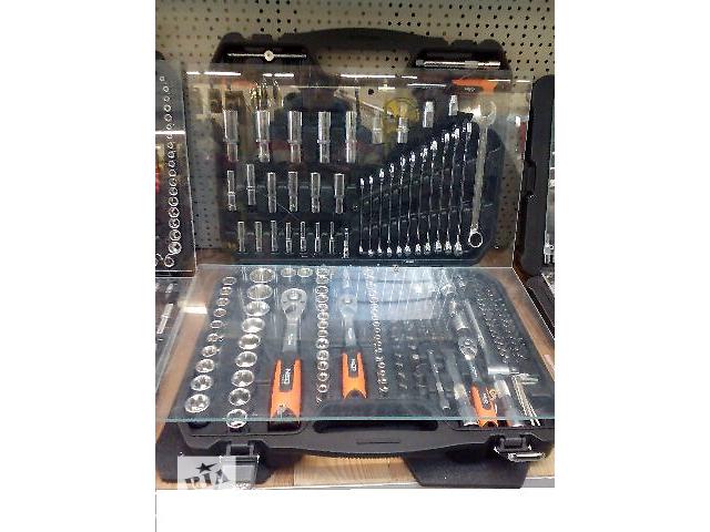 Фірмовий набір ключів Neo tools 219 ел.- объявление о продаже  в Дрогобыче