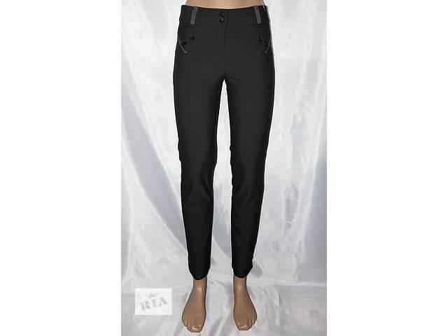 Flamingo брюки зауженые, черные, укороченые- объявление о продаже  в Хмельницком
