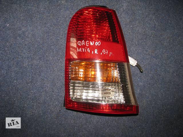 бу фонарь задний для хэтчбека Daewoo Nexia 1997 в Львове