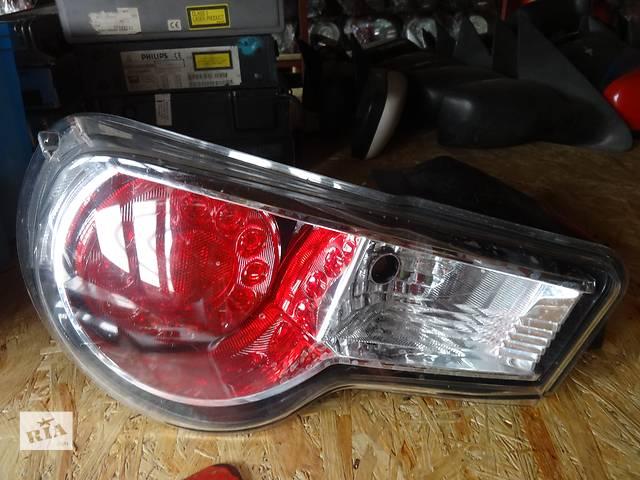 фонарь задний для купе Subaru BRZ 2012- объявление о продаже  в Львове