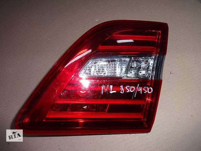 бу фонарь задний для Mercedes ML-Class w166 2011-15 в Львове
