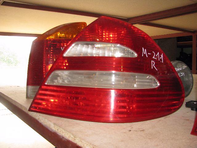 купить бу фонарь задний для седана Mercedes E211, 2002-06 в Львове