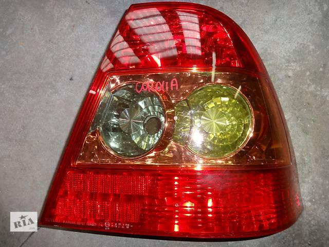 фонарь задний для седана Toyota Corolla 2005-07- объявление о продаже  в Львове