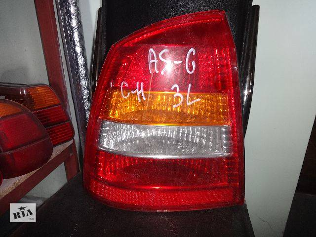 купить бу Фонарь задний Opel Astra G Седан 2000 в Львове