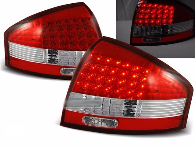 бу Фонари стопы тюнинг оптика Audi Ауді A6 C5 (LDAU03) Ауди А6 С5 в Луцке